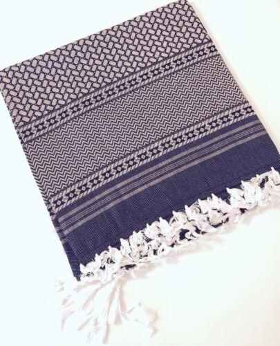 "luxury arab 50/"" shemagh scarf men women large palestine arfat head islam fashion"