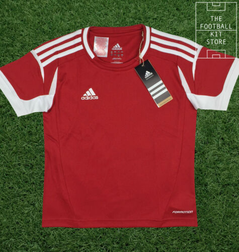 Adidas Condivo Training Shirt Official Adidas Football TopJersey Boys Sizes