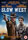 Slow West 2015 Michael Fassbender KODI Smit-mcphee R2 DVD Immediate DISPATCH