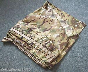 NEW-Genuine-Issue-MTP-Multicam-Camouflage-Shelter-Sheet-GS-Basha