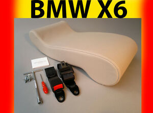 BMW X6 Rear Seat Conversion Kit 5 Passenger Modification