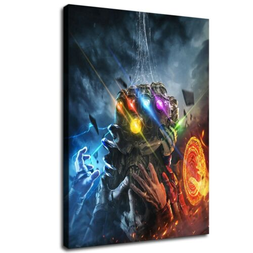 """Endgame HD Canvas Print Painting Home decor Wall art Picture 24/""""x36/""""Avengers"""