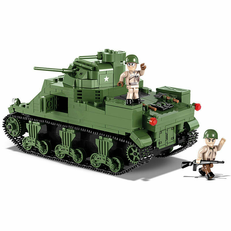 COBI M3 Lee Tank 2385 530pcs WW2