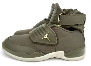 finest selection 30a14 89878 Details about NIKE Air Jordan Generation 23 Basketball Shoes Olive Green  AA1294-205 Men's Sz 8