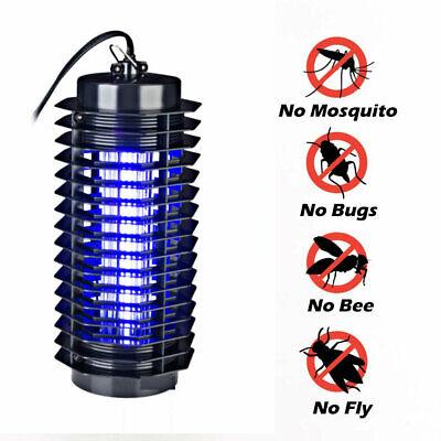 Elettrico 4w Insetto Killer Tubo Uv Uccidi Zanzare Vespe Fly Mosquito Pest