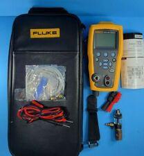 Fluke 719 Pro 30g 30 Psi Automatic Pressure Calibrator