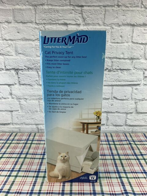 New LitterMaid Litter Box Cat Privacy Tent LMT100 (Old