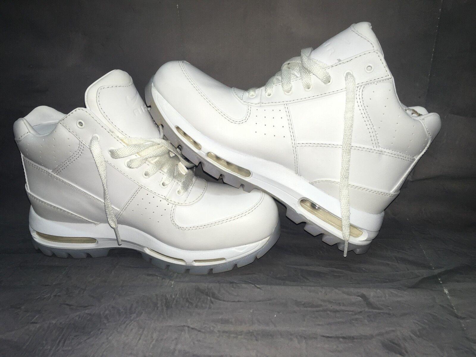 Nike air max acg goadome bianchi, stivali impermeabili acg max (865031-100) uomini. da34cd