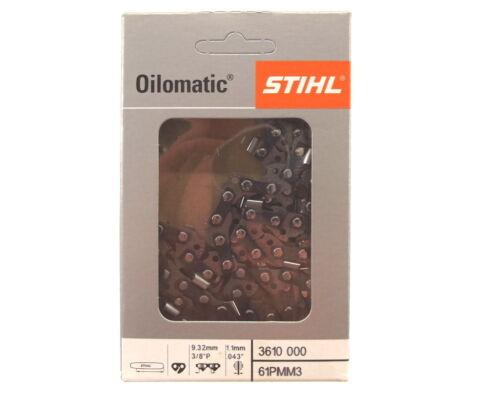 2x30cm Stihl Picco micro mini cadena para dolmar ps32 motosierra sierra cadena 3//8p 1,1