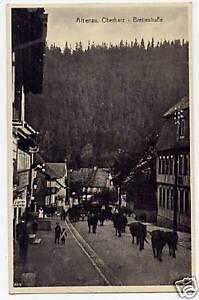 Altenau, Oberharz, Breitestraße, 1930 - Brachttal, Deutschland - Altenau, Oberharz, Breitestraße, 1930 - Brachttal, Deutschland