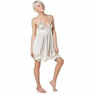 BNWT-BILLABONG-LADIES-LOVELORN-DRESS-SIZE-LARGE-12-RRP-69-99-OFF-WHITE