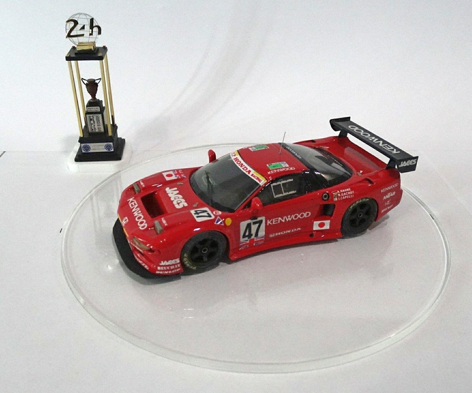 Honda NSX gt1 Le Mans 1995 Built Balloon Kit 1 43 No Spark minichamps