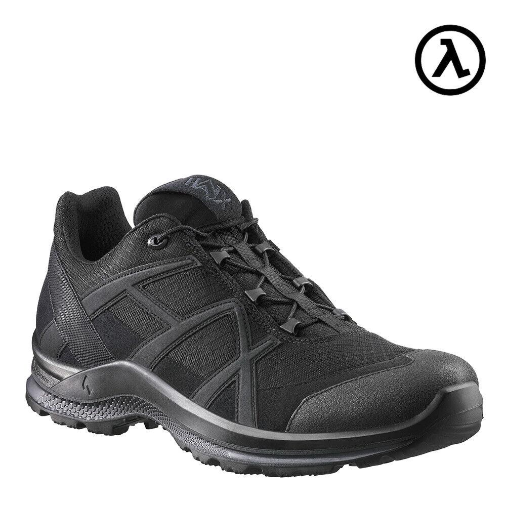 HAIX NEGRO EAGLE Atléticas Zapatos 330016 táctico 2.1 T bajo  todos Los Tamaños-Nuevo