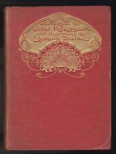 Edmund Dulac - Rubaiyat Of Omar Khayyam - 12 Illustrated Plates - 1920s - Hodder