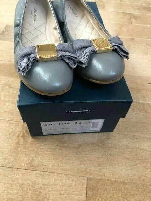 Cole Haan Womens Tali Bow Ballet Soft