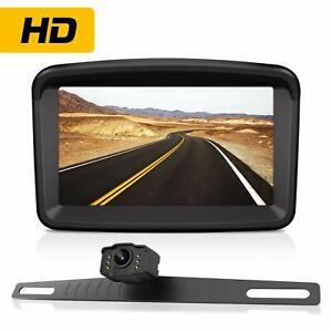 Road Gear RC3 Gray LED Backup Safety Camera