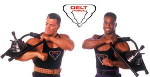 Delt Force Shoulder Muscle (Deltoid) Builder