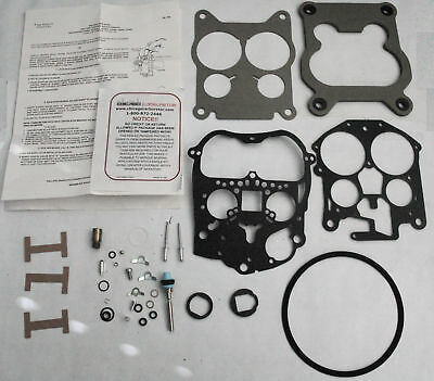 Pontiac Firebird 4.9 L 301 CID V8 1980-1981 Carburetor Kit