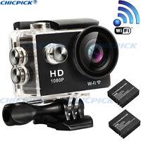 WIFI wireless SJ4000 Waterproof Sports DV 1080P HD Video Action Camera Camcorder