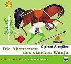 Die Abenteuer des starken Wanja - 3 CDs von Otfried Preußler (2005)