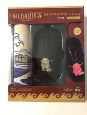 TAITO JAPAN LTD NEW Final Fantasy XIV Shining Mouse /& Mouse Pad Chocobo ver