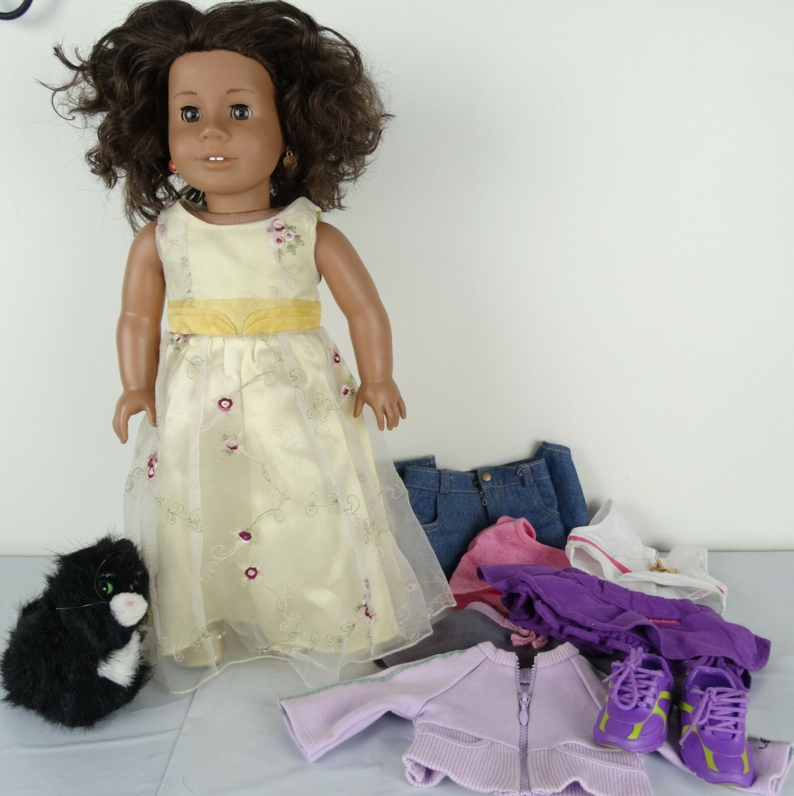 American Girl Puppe 18