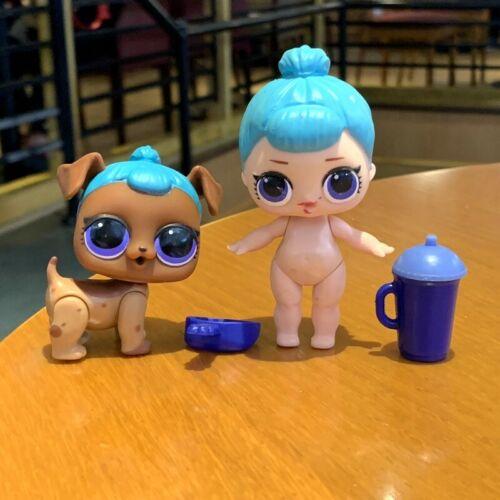 Bop /& B.B LOL L.O.L Surprise Doll /& pet Series 2 BB B.B PUP toys gifts sd