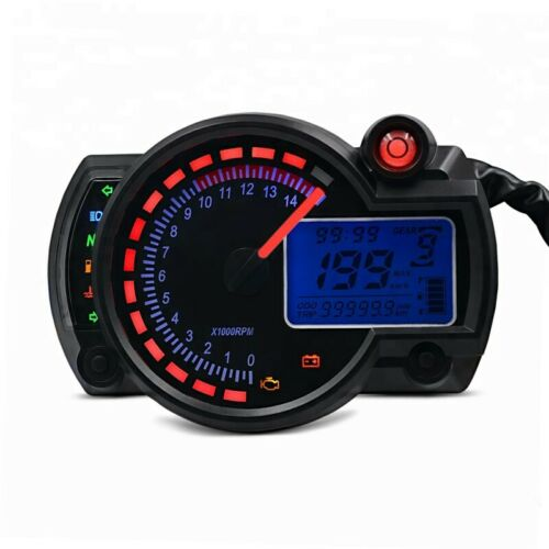 S2 Track Tacómetro Digital para Yamaha FZ6 Fazer