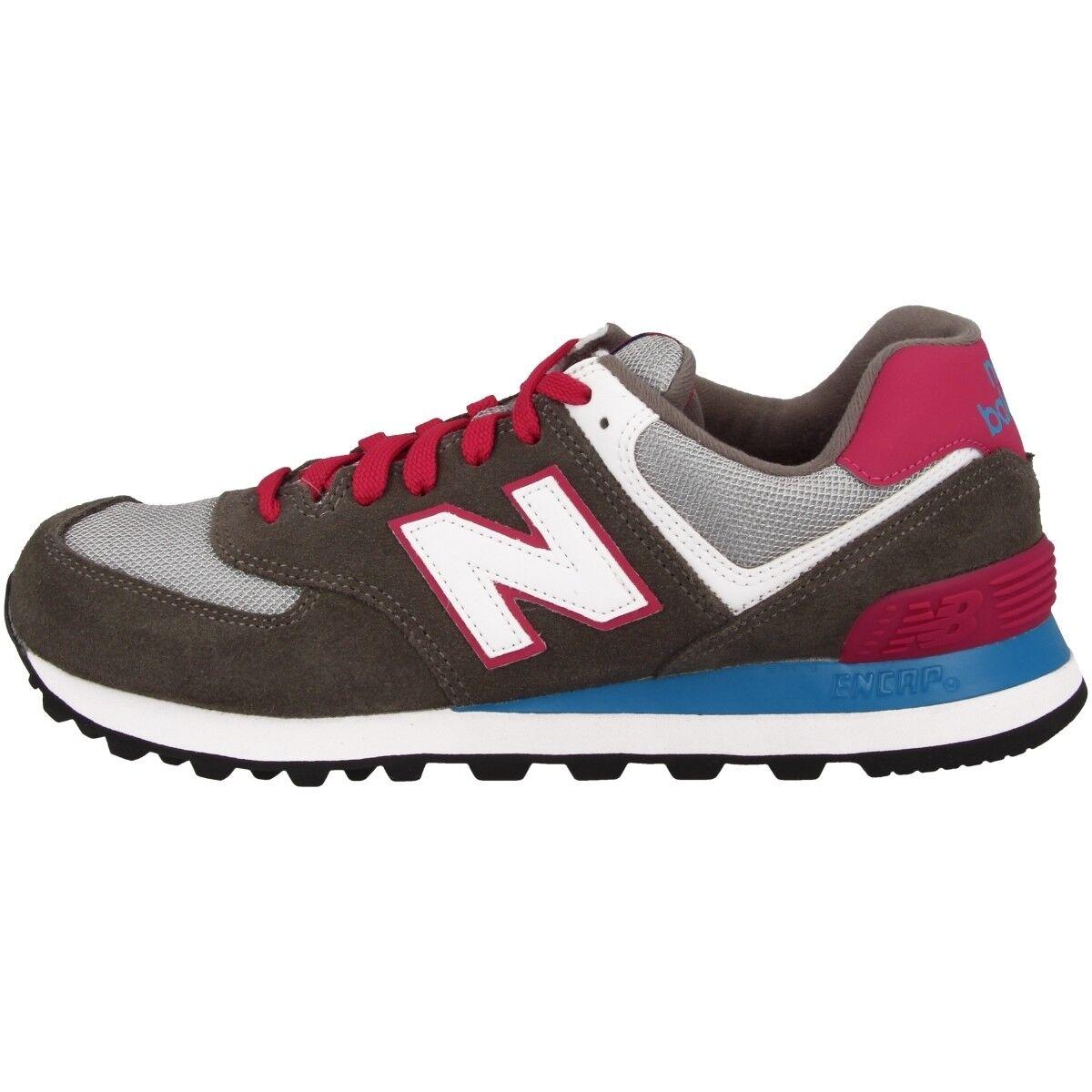 New Balance WL574 Cpw shoes women grey pink Turchese WL574CPW Sneaker Fucsia