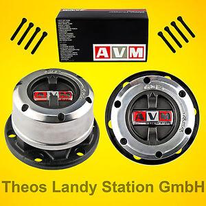 Freilaufnaben-fur-Nissan-Patrol-GR-Y61-D-TD-Benziner-AVM-Premium-Freilaufnabe