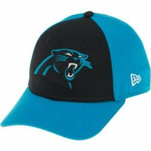 43b4755f6fedff Carolina Panthers New Era The League Blocked 9FORTY Adjustable Hat ...
