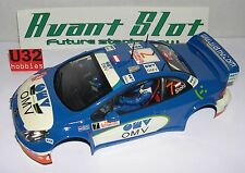 AVANT SLOT  CARROCERIA 1/24 PEUGEOT 307 WRC #7 OMV STOHL-MINOR    MINT