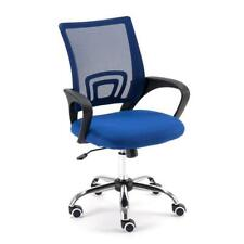 Home Office Chair Ergonomic Mesh Adjustable Swivel Executive With Armrest