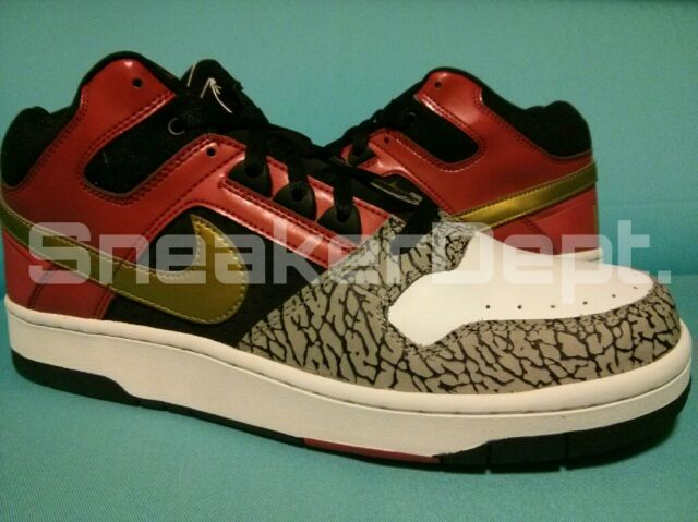 newest 61bf5 ea25d DS 2005 Nike Delta Force 3/4 Deluxe 312031-671 Mita Cement Pack Us12 for  sale online   eBay