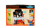 BLACK+DECKER Junior Ready-to-Build Work Bench with 53 Tool and Accessories