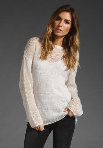 S Jeans C7 Taglia Donna bianco Maglione In Kasia Joe's 4AF1wqw