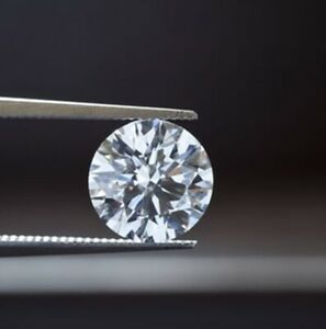 1-0Ct-Round-Cut-Cubic-Zirconia-Lab-Crated-for-Ring-Earring-amp-jewellery