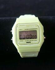 Brand new 80's style Retro LCD digital watch