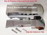 Camaro Firebird 1985-1992 L98 305 Tpi 7 Pc Plenum Intake Manifold Cover Kit