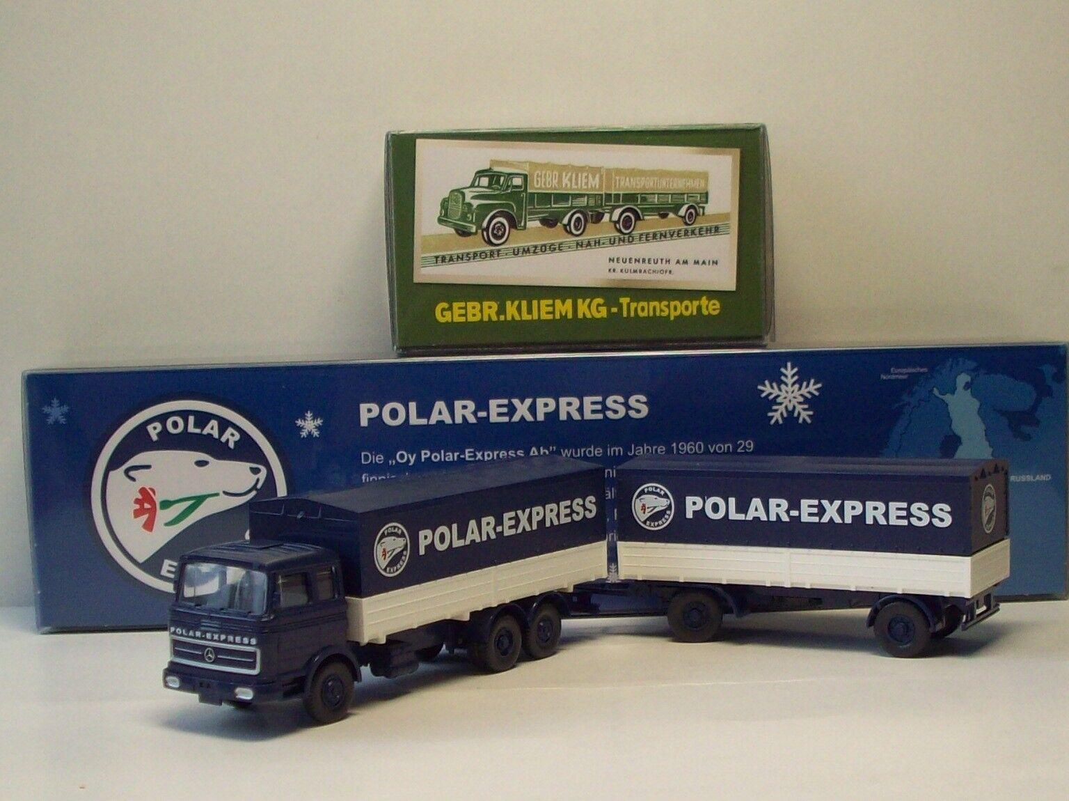 MB LP2232 3a 2a Pr-Hz Polar-Express (ASG ) Wiking Sonder-Modell v. Kliem u.  | Qualität Produkte