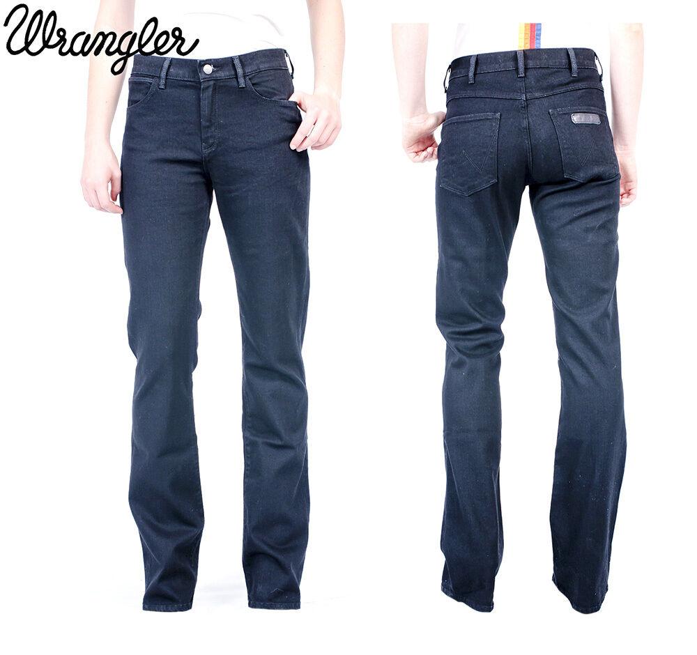 Umbria Riding. Jeans Wrangler Mod. Tina Stretch.wr00049 59