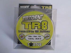 TRESSE-BRAID-TORTUE-TRIDENT-TR8-GRISE-120M-0-18mm-13-5kg