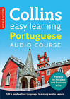 Easy Learning Portuguese Audio Course: Language Learning the Easy Way with Collins by Collins Dictionaries (CD-Audio, 2013)