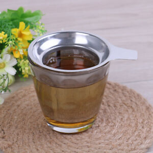 Mesh-Tea-Infuser-Reusable-Tea-Strainer-Teapot-Stainless-Steelloose-Tea-Filter-FE