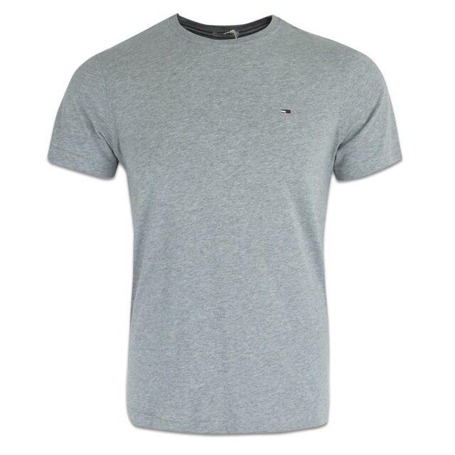 8706821b7 T-shirt Men Tommy Hilfiger Denim 1957888836 Original CN Knit Spring ...