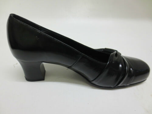 Bella Fitting Ladies Black Da Kerry Wide Court PwgxfxFqTd