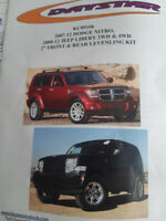 (NEW)Leveling kit for Jeep Liberty & Dodge Nitro London Ontario Preview