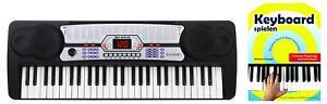 Digitales-54-Tasten-Keyboard-Set-E-Piano-Schueler-Musikschule-Noten-Anfaenger-Demo