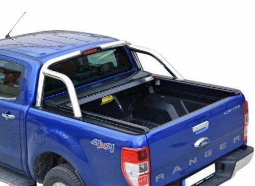 Vano di carico COPERTURA BLACK MATT FORD Ranger Limited t6 Double Cab