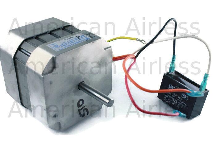 Predemp Master Mi-T-M Dayton BE Heater Motor 70-021-0510